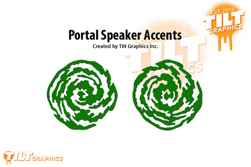Portal Speaker Accents