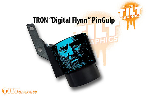 "Tron ""Digital Flynn"" PinGulp Beverage Caddy"