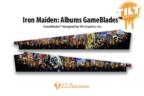 Iron Maiden: Albums GameBlades™