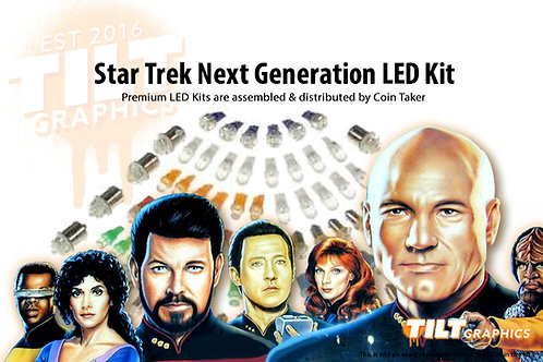Star Trek Next Generation LED Kits
