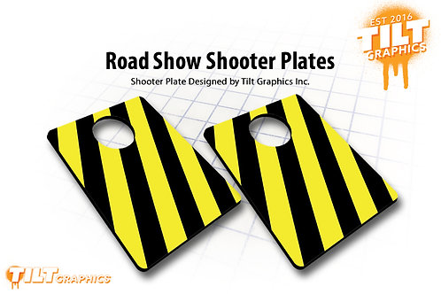 Road Show Shooter Plate