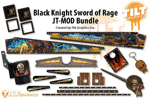 Black Knight Sword of Rage JT Mod Bundle
