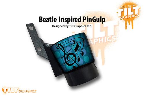 Beatles PinGulp Beverage Caddy
