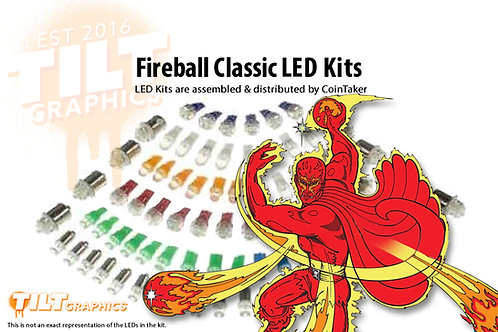 Fireball Classic LED Kits