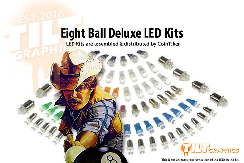 Eight Ball Deluxe LED Kits