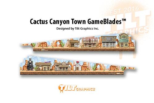 Cactus Canyon: Western Town GameBlades™
