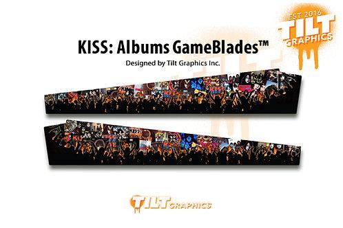 KISS: Albums GameBlades™