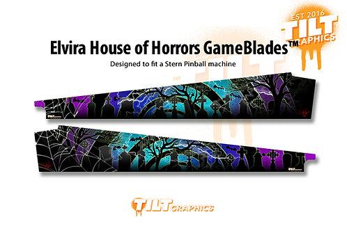 Elvira House of Horrors GameBlades™