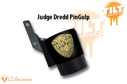 Judge Dredd: Badge PinGulp Beverage Caddy
