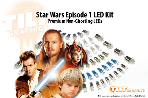 Star Wars Episode 1 LED Kits