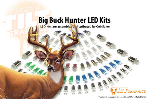Big Buck Hunter LED Kits