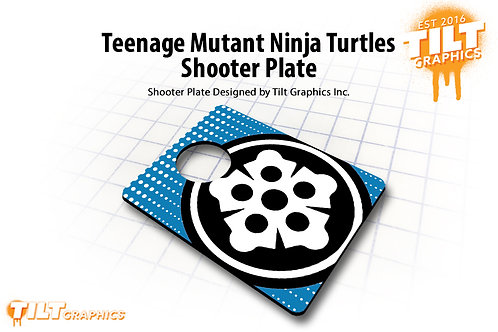 Hamato Clan Shooter Plate