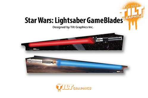 Star Wars: Lightsaber GameBlades™ - Stern