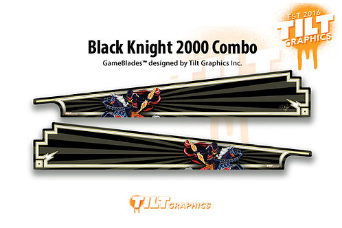 Black Knight 2000: Combo GameBlades™
