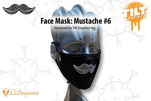 Face Mask: Mustache 6