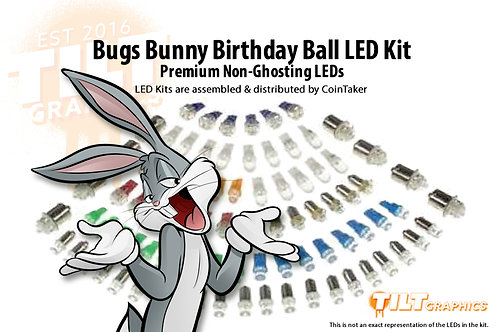 Bugs Bunny LED Kit with Premium Non-Ghosting LEDs