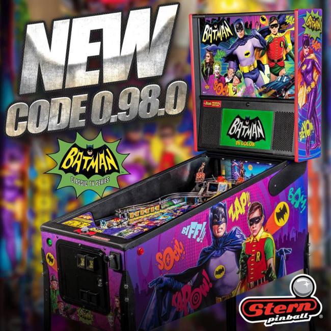 Batman '66 Code Update