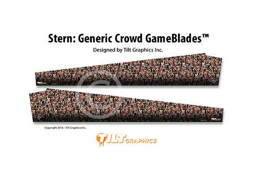 Generic Stern Crowd GameBlades™