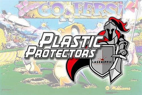 No Good Gofers Plastic Protector Set