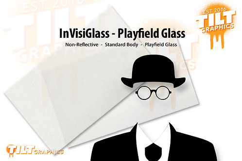 InVisiGlass Glass - 2 Pack Playfield Glass