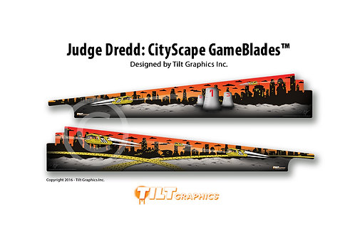 Judge Dredd: Mega City One GameBlades™