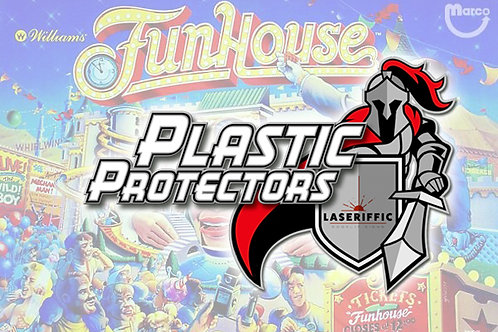 Funhouse Plastic Protector Set