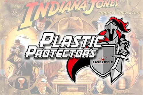Indiana Jones: Williams Plastic Protector Set