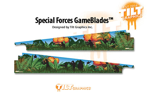 Special Forces GameBlades™