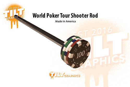 World Poker Tour Shooter Rod