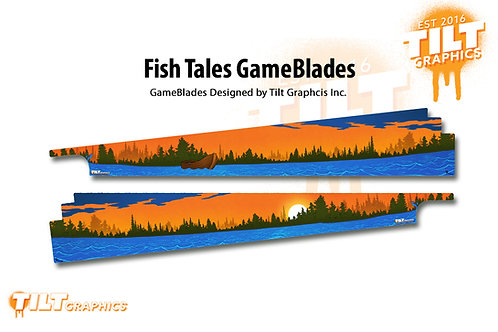Fish Tales GameBlades™ BA
