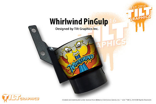 Whirlwind PinGulp Beverage Caddy