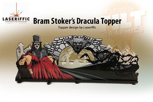 Bram Stoker's 3D Dracula Topper