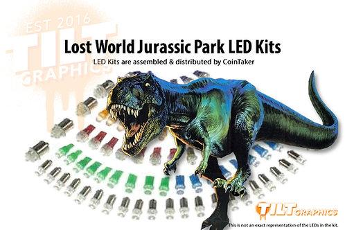 Lost World Jurassic Park LED Kits