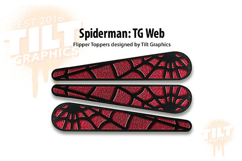 Spider-Man: Web Flipper Toppers