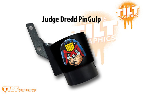 Judge Dredd: Face the Law PinGulp Beverage Caddy
