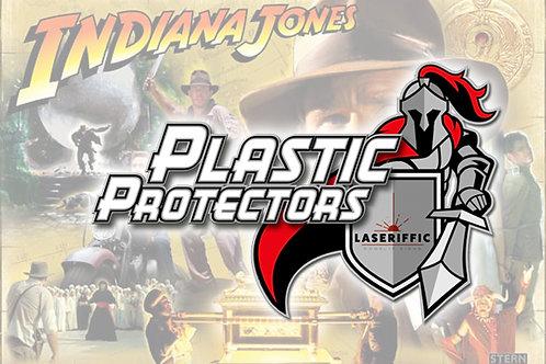 Indiana Jones: Stern Plastic Protector Set