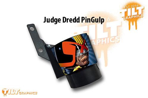 Judge Dredd: I Am The Law PinGulp Beverage Caddy