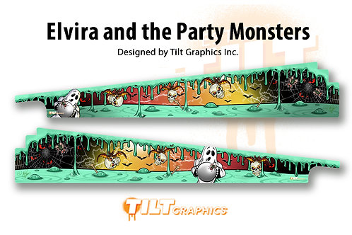 Elvira and the Party Monsters: Slime GameBlades™