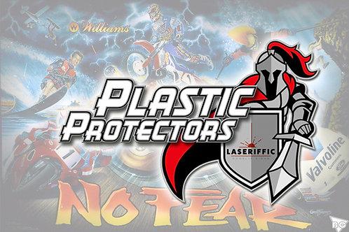 No Fear Plastic Protector