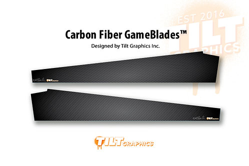 Carbon Fiber GameBlades™