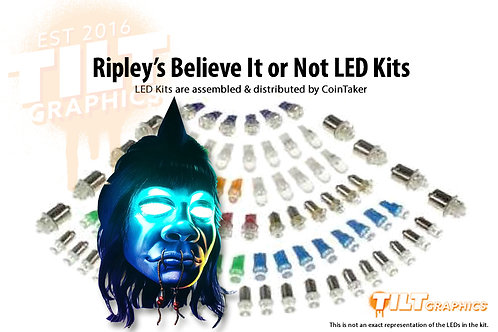 Ripley's Believe It or Not LED Kits