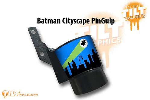 Batman: Cityscape PinGulp Beverage Caddy