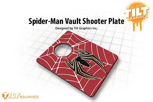 Spider Man Vault Edition Shooter Plate
