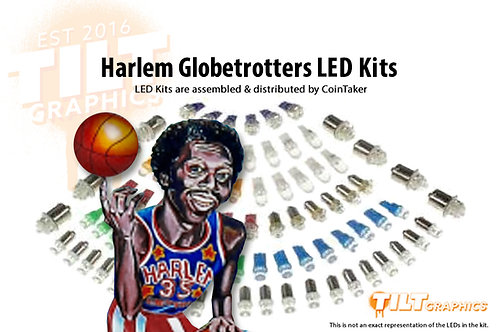 Harlem Globetrotters LED Kits