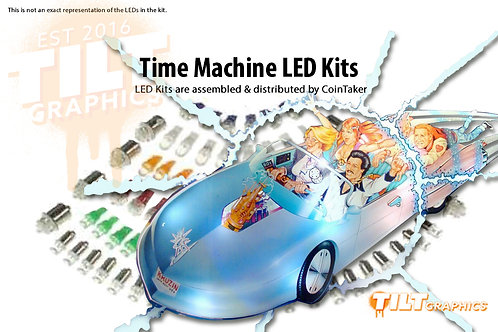 Time Machine LED Kits