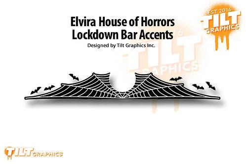 Elvira House of Horror: Lockdown Bar Accents