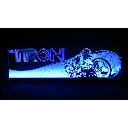 TRON Pinball Topper