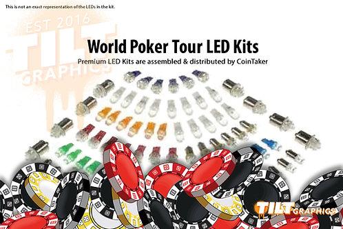 World Poker Tour LED Kits