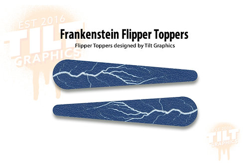 Mary Shelley's Frankenstein Flipper Toppers