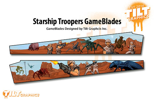 Starship Troopers GameBlades™